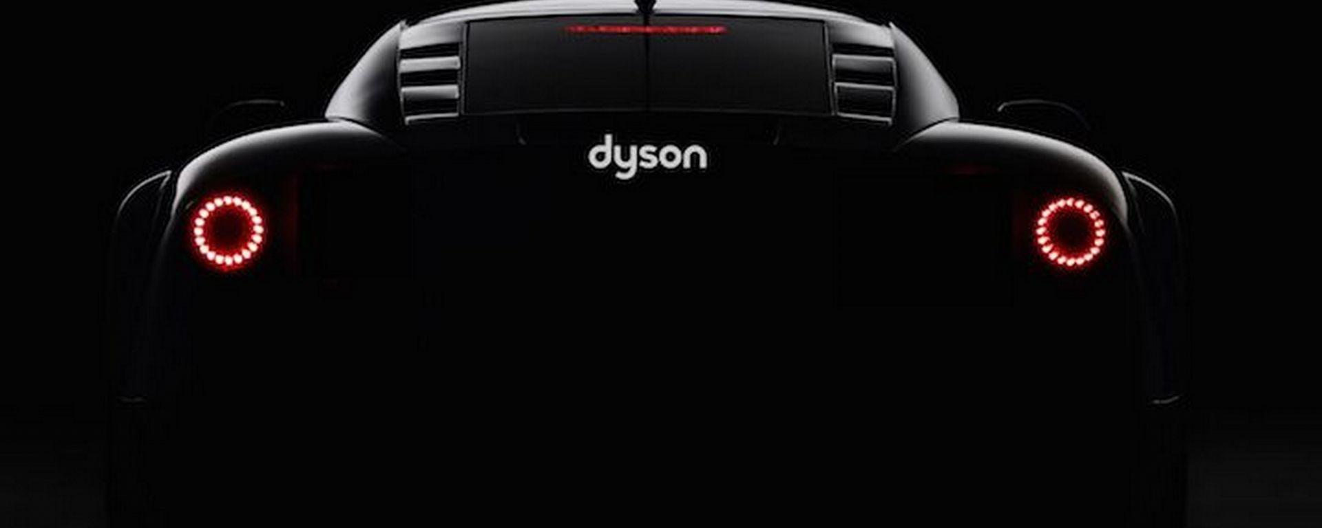Dyson EV, uragano elettrico in arrivo