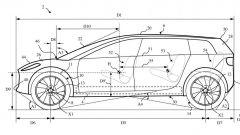 Dyson: i primi bozzetti di quella che doveva essere l'auto elettrica 2020