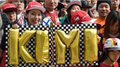 E' atteso il riscatto della Ferrari di Kimi Raikkonen al GP di Suzuka