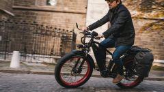 Miloo Mighty Beast, e-bike o scooter? Che performance! Video - Immagine: 3