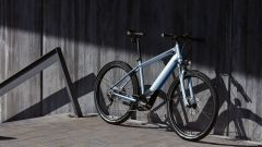 e-bike BMW: la Active Hybrid e-bike