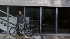 e-bike BMW: la Urban Hybrid e-bike