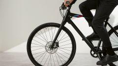 e-bike BMW: particolare della Urban Hybrid e-Bike