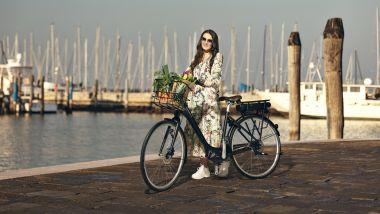 E-bike da città Skoda
