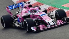 ... e Force India nel 2008, scuderia che nel 2019 diventerà Racing Point