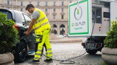 E-GAP, ricarica auto elettriche on-demand