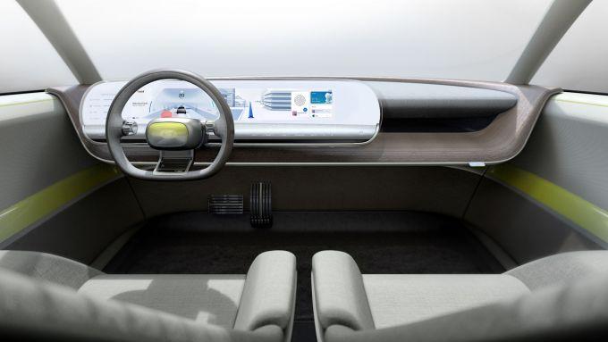 E-GMP: gli interni di Hyundai Ioniq 5