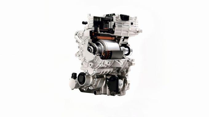 E-GMP: il nuovo motore elettrico ad alte prestazioni