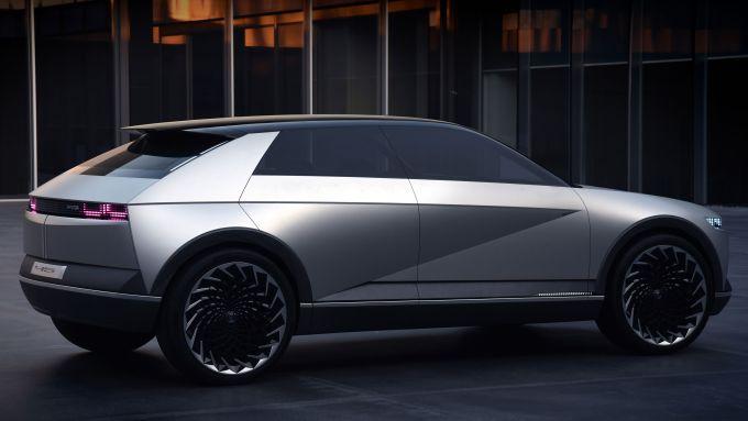 E-GMP: il SUV Ioniq 5 la utilizzerà per primo