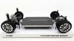 E-GMP: la nuova piattaforma modulare per veicoli elettrici