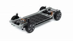 E-GMP: le batterie integrate nel pianale