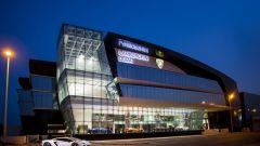 È il concessionario Lamborghini più grande del mondo