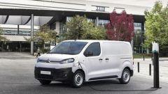 E-Jumpy: il furgone Citroen diventa elettrico