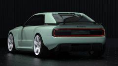 E-Legend EL1: trazione integrale e 805 CV di potenza per 400 km di autonomia con batteria da 90 kWh