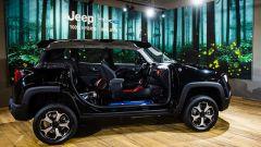 e-Village FCA: la Jeep plug-in
