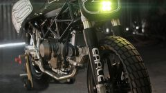 Earle Ducati Monster Flattracker - Immagine: 7