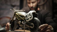 Earle Ducati Monster Flattracker - Immagine: 5