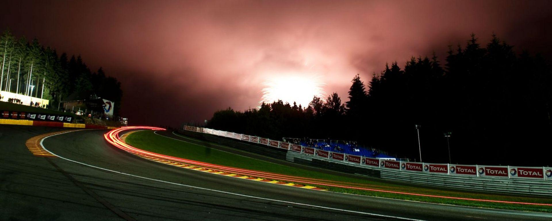 Eau-Rouge, Spa-Francorchamps, la curva più famosa del mondiale di F1
