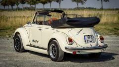 eBeetle (eKafer): è la stessa Volkswagen ad aver allestito il Maggiolino elettrico