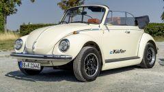 eBeetle (eKafer): il Volkswagen Maggiolino elettrico ha la carrozzeria del modello classico