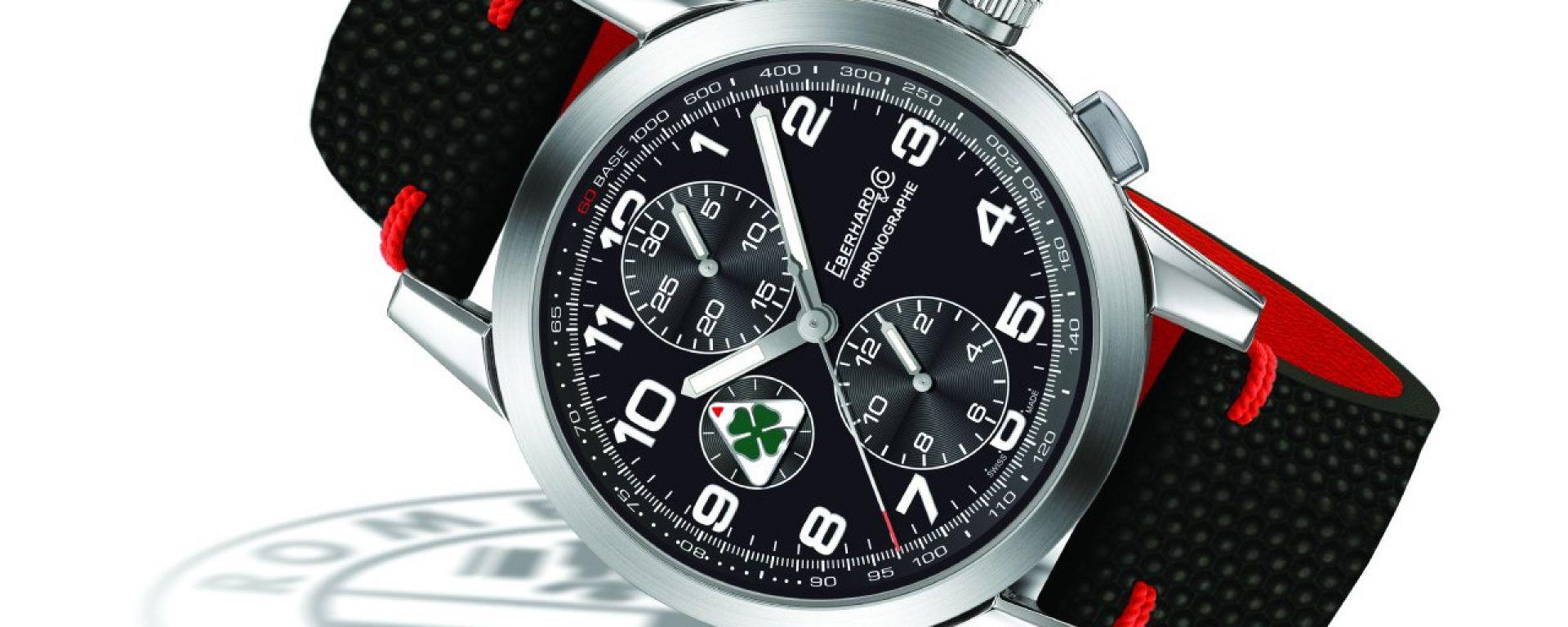 Eberhard & Co., il nuovo cronografo