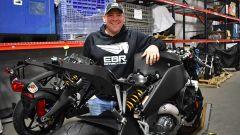 Erik Buell Racing, la produzione della EBR 1190 RS continua - Immagine: 3