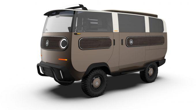 eBussy: versione camper