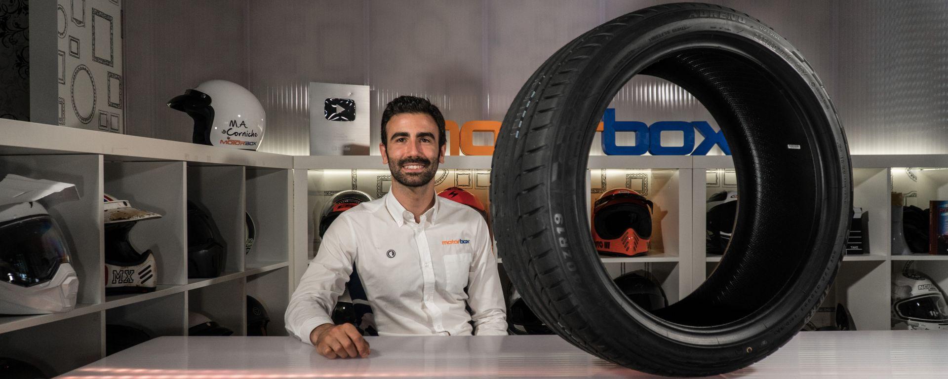 Ecco Adreno AD-R9 la gomma estiva UHP di CST Tires