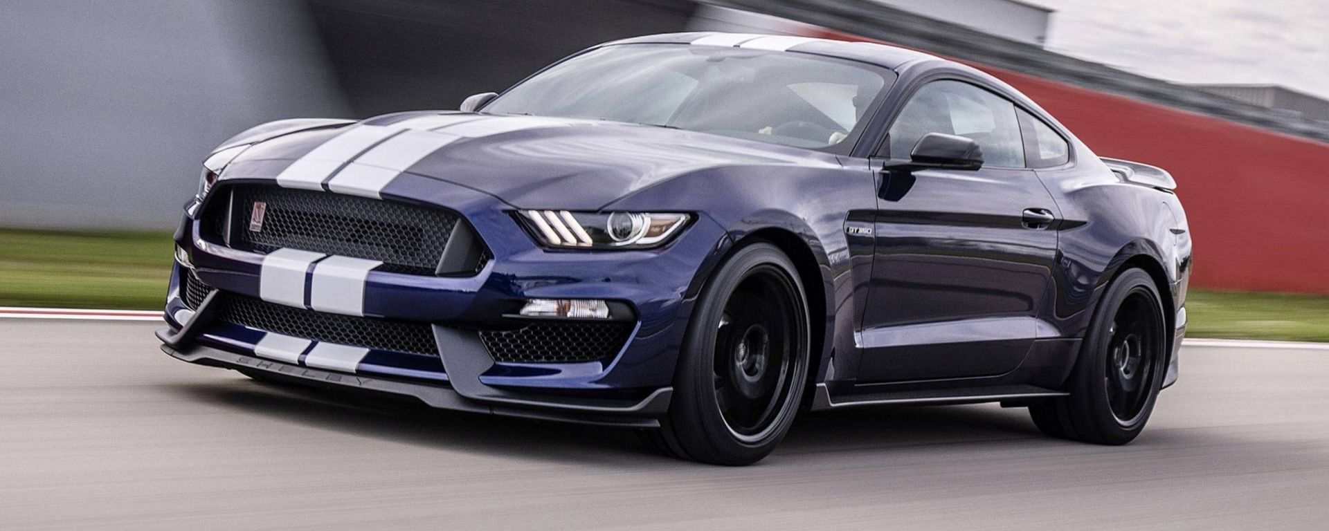 Ecco come cambia la Ford Mustang Shelby GT350
