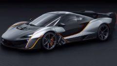 Ecco come potrebbe apparire la McLaren BC-03 ispirata alla McLaren Ultimate Vision Gran Turismo