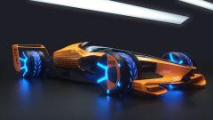 Ecco come sarà la Formula Uno del futuro, parola di McFly...cioè, McLaren - Immagine: 2
