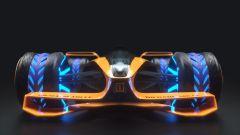 Ecco come sarà la Formula Uno del futuro, parola di McFly...cioè, McLaren - Immagine: 5