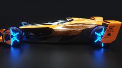 Ecco come sarà la Formula Uno del futuro, parola di McFly...cioè, McLaren - Immagine: 6