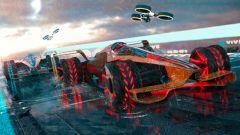 Ecco come sarà la Formula Uno del futuro, parola di McFly...cioè, McLaren - Immagine: 1