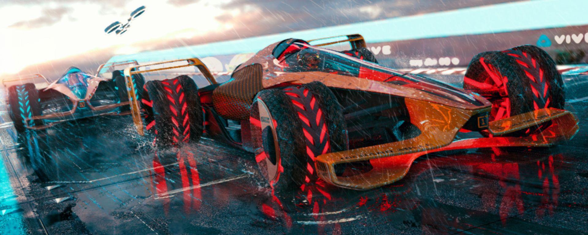 Ecco come sarà la Formula Uno del futuro, parola di McFly...cioè, McLaren