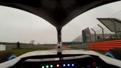 Ecco come vede un pilota di F1 2018 con l'Halo