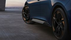 Ecco Cupra Born: i cerchi aerodinamici da 20