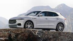 Nuovo SUV Maserati 2019: più piccolo della Levante, eccolo bianco