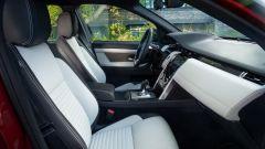 Ecco la nuova Land Rover Discovery Sport è anche Plug In Hybrid interni