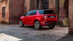 Ecco la nuova Land Rover Discovery Sport è anche Plug In Hybrid retro