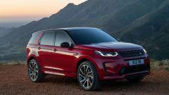 Ecco la nuova Land Rover Discovery Sport è anche Plug In Hybrid
