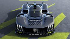 Peugeot svela la 9X8, l'hypercar con cui dare l'assalto alla Le Mans - Immagine: 3