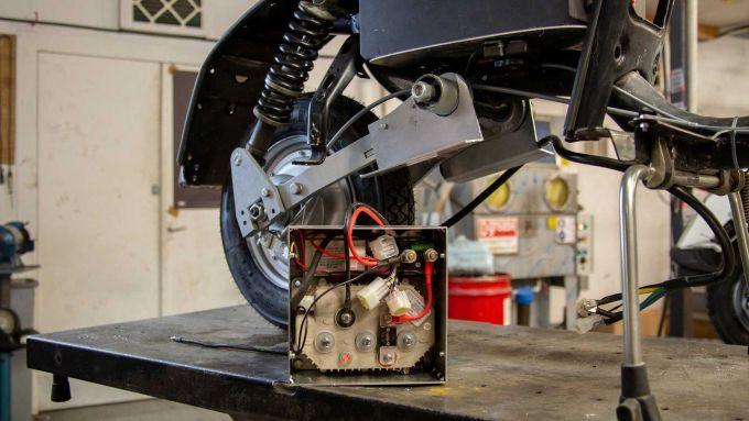 Ecco Project: E, il kit per Vespa e Lambretta elettrificate