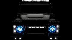 ECD Defender powered by Tesla
