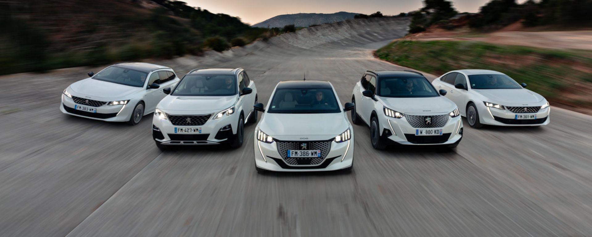 Ecoincentivi Peugeot