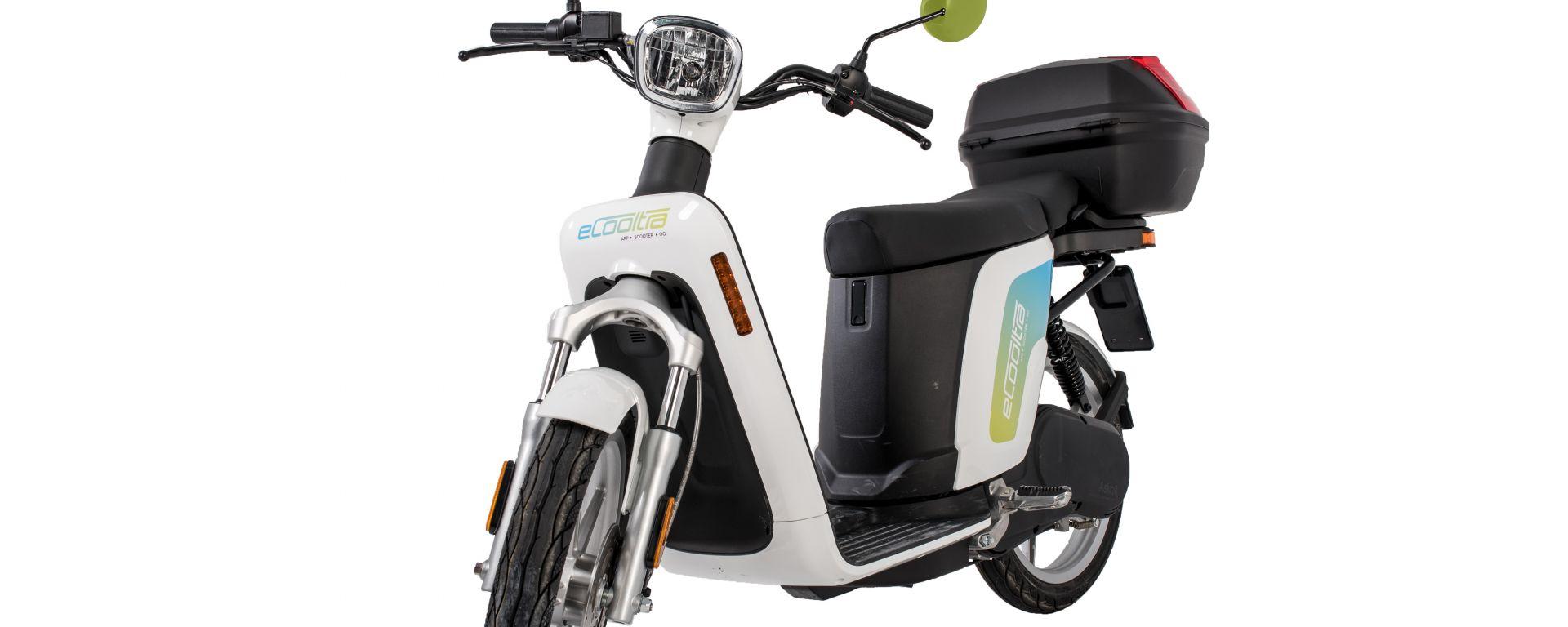 eCooltra: la società rinnova il parco scooter e migliora l'app