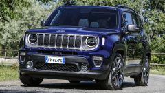 Ecotassa 2019: Jeep Renegade