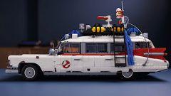 Ecto-1: l'auto di Ghostbusters diventa un dettagliatissimo modellino Lego