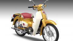 Edizione commemorativa per Honda Super Cub