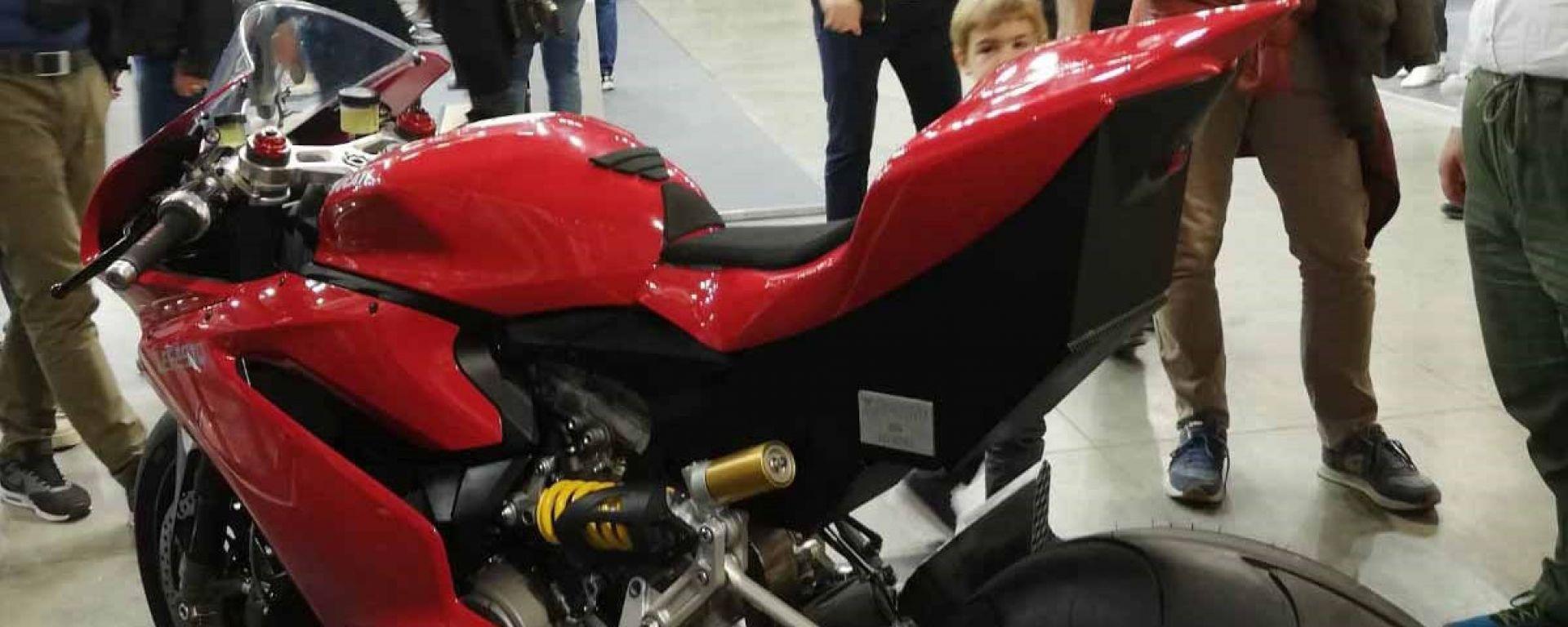 Efesto 200 Novantanove Hybrid Kit porta Ducati Panigale a 300 CV